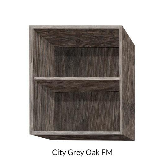 City Grey Oak FM