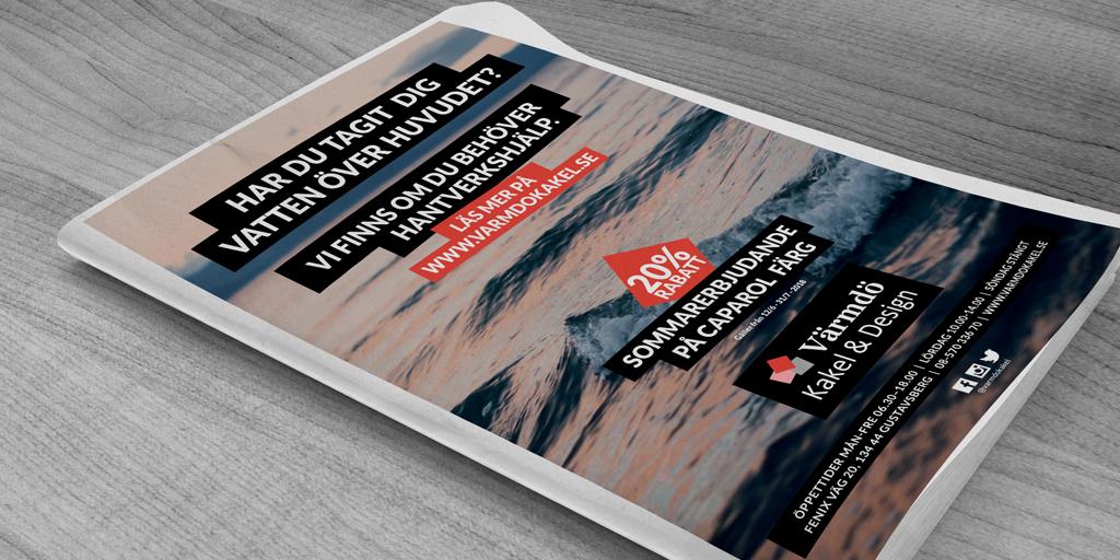 Annons i NVP