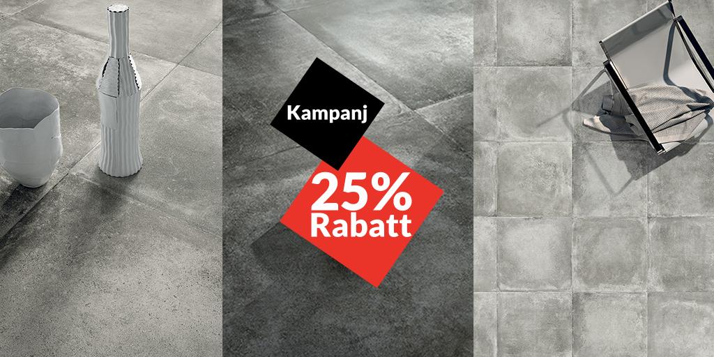 Kampanj på Reden 25%