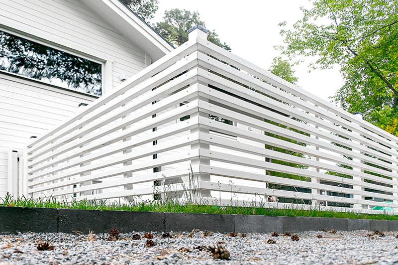 Terrass/altan/staket