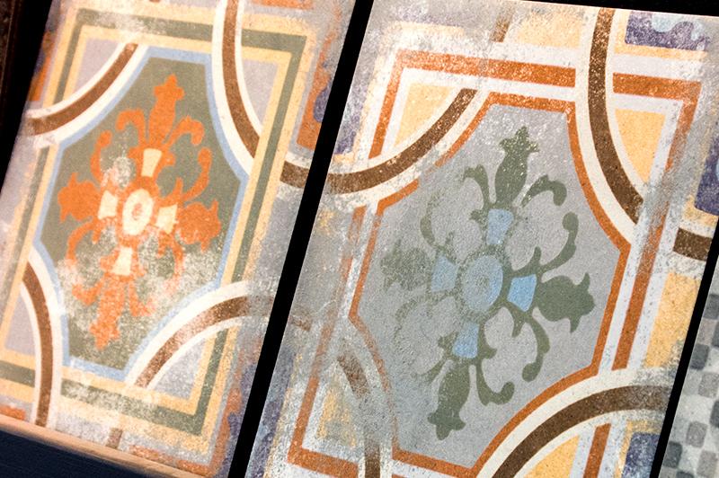 Kakel/Klinker, mosaik & skiffer