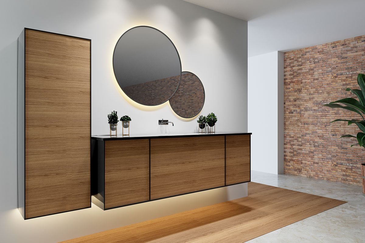 Zerox City Brown Oak