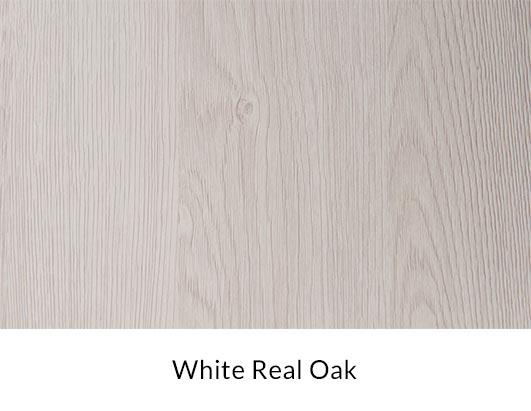 White Real Oak